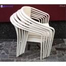 Кресло плетёное Klasik-1501, (Блюз) из техноротанга (искусственного ротанга), всесезонное, для летней площадки, террассы....