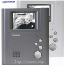 Видеодомофон DPV-4LH, Commax, чёрно-белый, Restor®