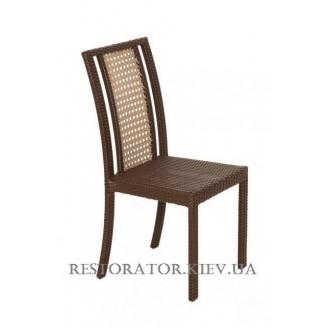 Стул плетеный из полиротанга Аннет (Rest-1504) - Restor®