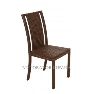 Стул плетеный из полиротанга Комфорт (Rest-1503) - Restor®