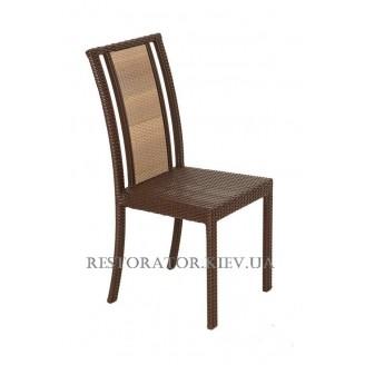 Стул плетеный из полиротанга Виктория (Rest-1505) - Restor®