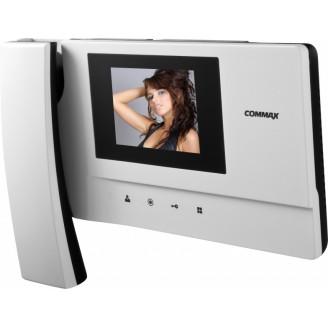 Видеодомофон CDV-35A, Commax, цветной, Restor® с возможностью подключения 2-х панелей и 2-х мониторов, со встроенным блоком питания