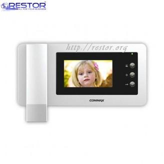 Видеодомофон CDV-43N, Commax, цветной, Restor®