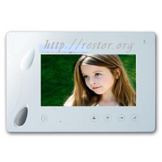 Видеодомофон CDV-70P, Commax, цветной, Restor®