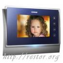 Видеодомофон CDV-70U, Commax, цветной, Restor®