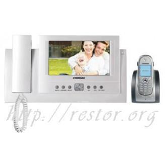 Видеодомофон CDV-72BE, Commax, цветной, Restor®