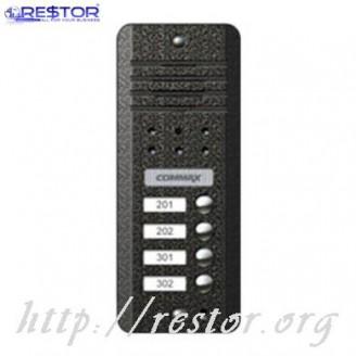 Видеопанель DRC-4DC, Commax, цветная, Restor®