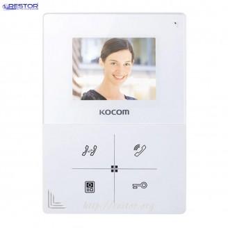 Видеодомофон KCV-401EV, Kocom, цветной, Restor®