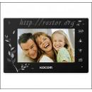 Видеодомофон KCV-A374 LE, Kocom, цветной, Restor®