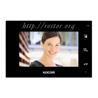 Видеодомофон KCV-A374, Kocom, цветной, Restor®