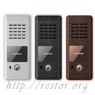 Видеопанель DRC-4BPN, Commax, чёрно-белая, Restor®