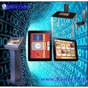 Cистема электронного меню - интерактивная система заказов