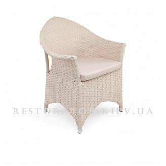 Кресло плетеное из полиротанга Марокко компании Restor®
