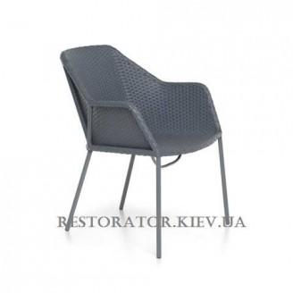 Кресло литое из стали Бриз  - Restor®