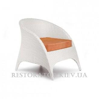 Кресло плетеное из полиротанга Гольф - Restor®