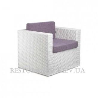 Кресло плетеное из полиротанга Мартин - Люкс - Restor®