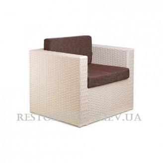 Кресло плетеное из полиротанга Мартин - Restor®