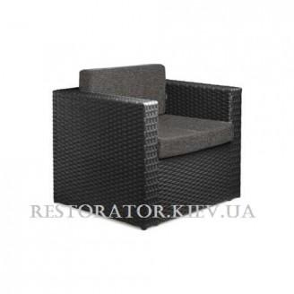 Кресло плетеное из полиротанга Мартин - М - Restor®