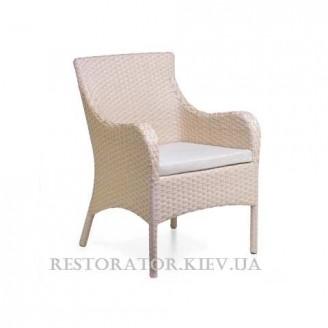 Кресло плетеное из полиротанга Тоскана - Restor®