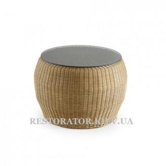 Стол плетеный из полиротанга Фиджи - Restor®