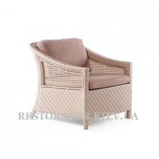 Кресло плетеное из полиротанга Лорд - Restor®