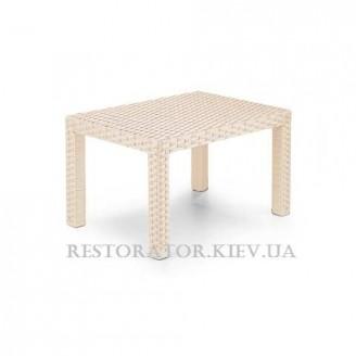Стол плетеный из полиротанга Аризона 600 - Restor®