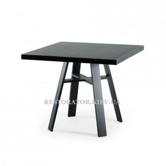 Стол литой из алюминия Флекс (квадратный) - Restor®