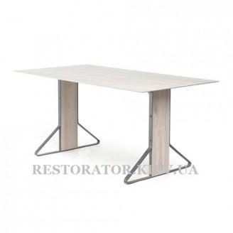 Стол из стали Твист обеденный - Restor®