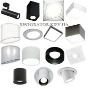 Потолочные светильники компании Restor®