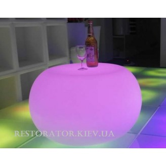 Кофейный столик Бочка с подсветкой - Restor®