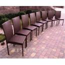 Стул плетёный Klasik-1500, техноротанг (искусственный ротанг), всесезонная мебель, для летней площадки, террассы....
