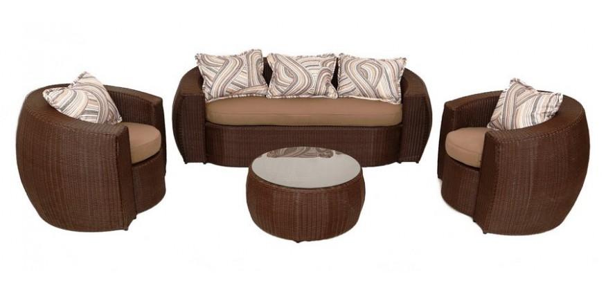 Wicker furniture tehnorotanga premium elite series