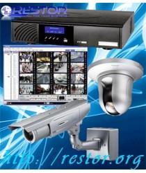 Видеонаблюдение, камеры, СКД