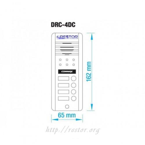Commax DRC - 4DC — вызывная