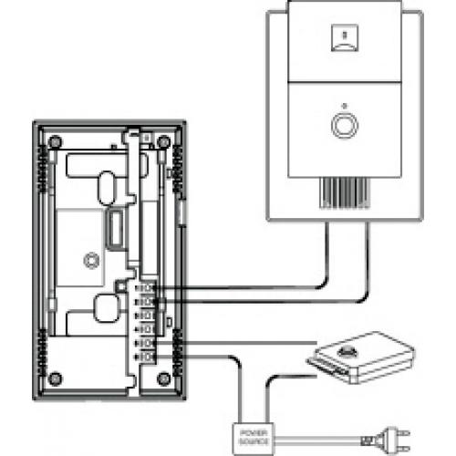 Commax dp 2k инструкция