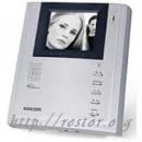 Видеодомофон KIV-101EV, Kocom, чёрно-белый, Restor®